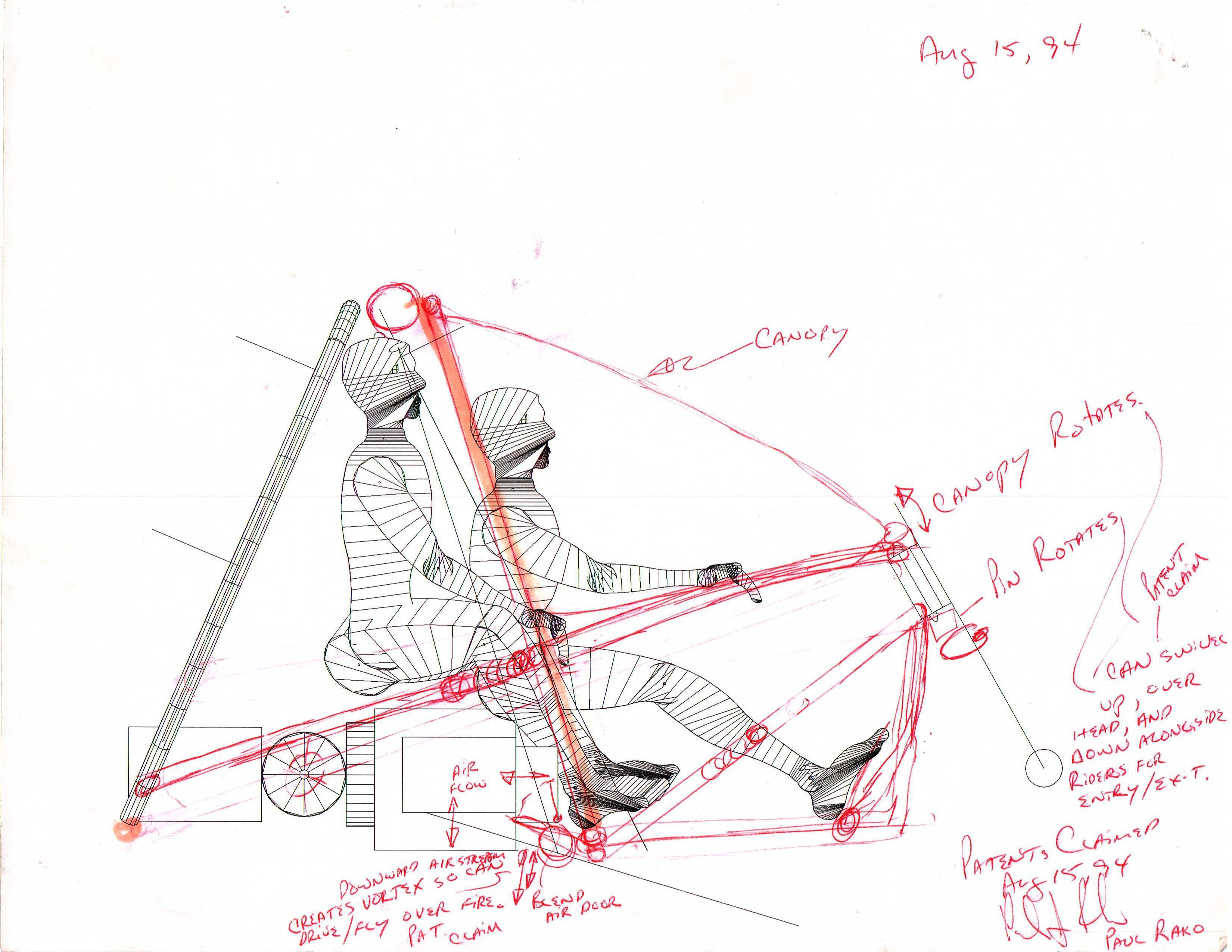 Trike Plane Product Design