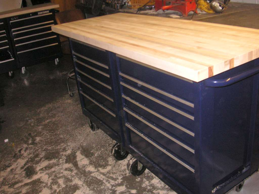 Butcher Block Workbench >> Butcher Block Workbench Product Design