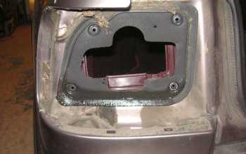 1992 Honda tail light gasket