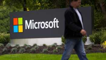 Microsoft is schwacked