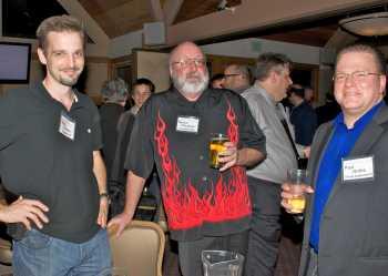 Analog Aficionados party 2012