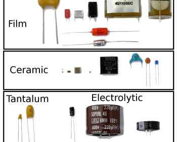 Capacitor companies