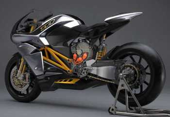 Mission Motors electric motorcyle